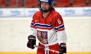 Aneta Cornová: Czech Defender With NWHL Dreams