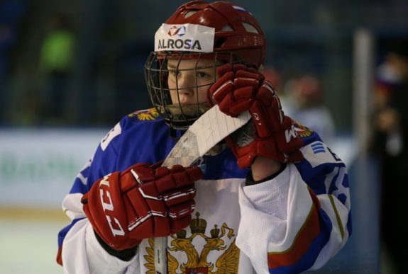 Darya Beloglazova Team Russia