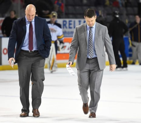 Erie Otters' Coaching Staff Agree to New Contracts