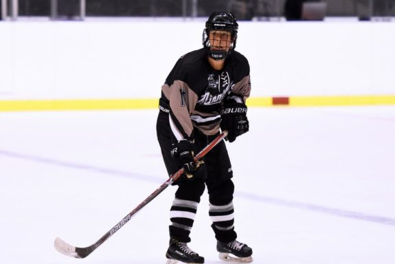 Meaghan Pezon Minnesota Whitecaps