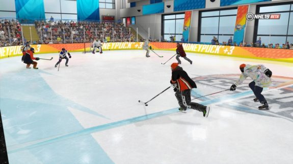 NHL 19 Beta