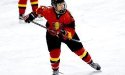 Valentine Maka: Growing Women's Hockey in Belgium