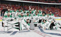 NHL 19 Season Sim: The Stars Align Over the Capitals