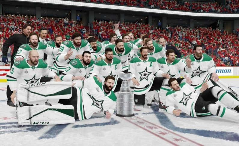 NHL 19 Season Sim: The Stars Align Over the Capitals