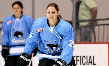 Beauts Veteran Greco Helping to Lead the Charge