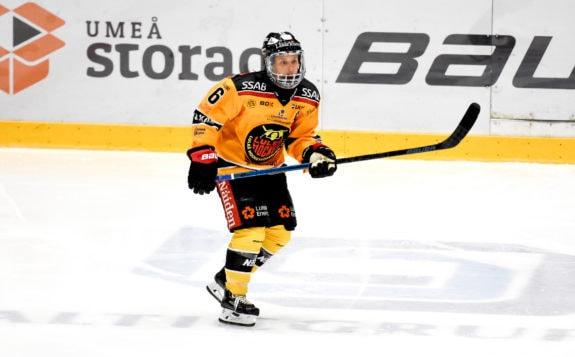 Jenni Hiirikoski Luleå HF