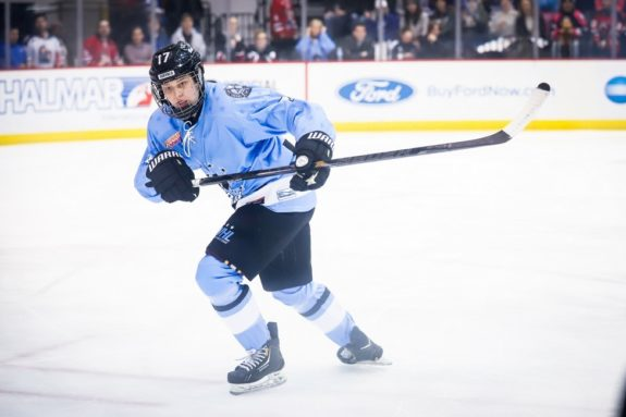 Jordyn Burns Buffalo Beauts