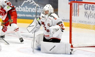 Peslarová Excited to Be Back in SDHL, With MODO