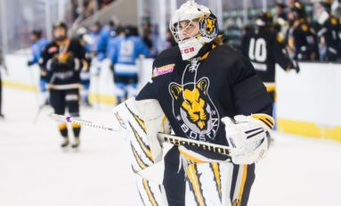 Pride Re-Sign Goalie Litchfield, Add Burns to Blue Line