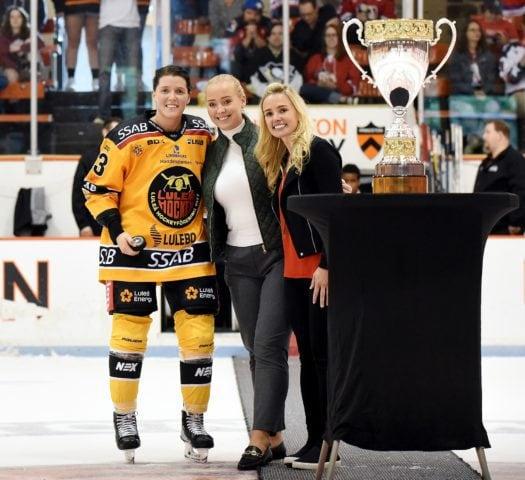 Michelle Karvinen Luleå HF/MSSK