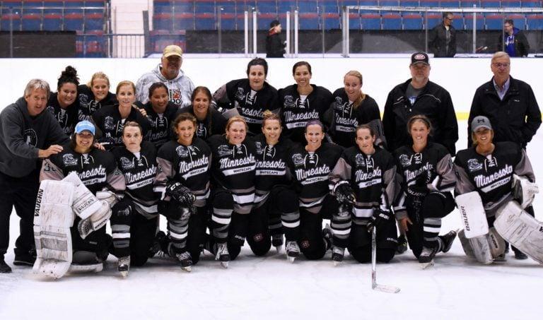 Minnesota Whitecaps Team Photo