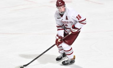 Cale Makar Wins the Hobey Baker Award