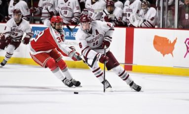 Hobey Baker Award Finalists - Defencemen Fox, Makar and Schuldt