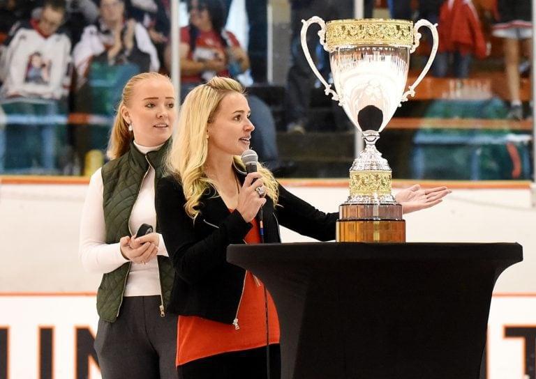 Dani Rylan/Angelica Lindeberg Champions Cup