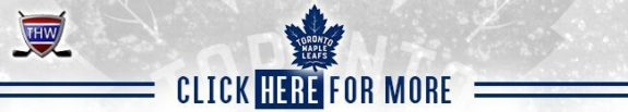 Toronto Maple Leafs News