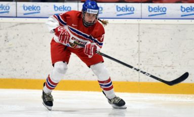 Czech Veronika Lorencová Wants to Play in the NCAA