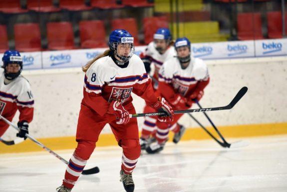 Veronika Lorencová Czech Republic