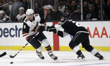 Coyotes Weekly: The Injury Bug Strikes Again