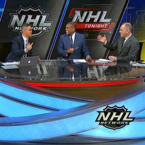 Stephen Nelson NHL Network