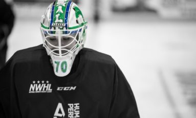 Former Whale Goalie Walther Talks Coaching, Growth & 'Lift the Mask'