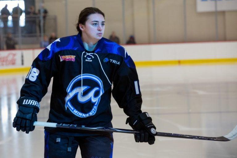 Amy Schlagel Minnesota Whitecaps