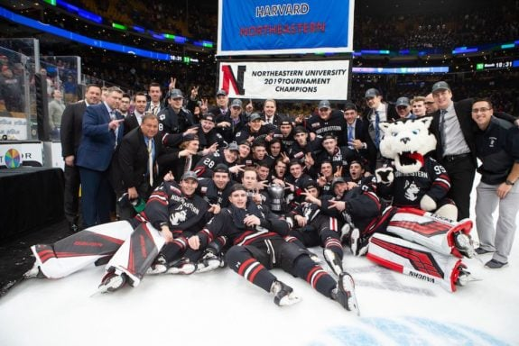 Northeastern Beanpot 2019