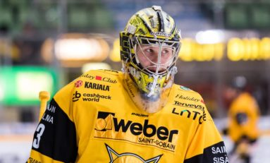 Niclas Westerholm Drawing Comparisons to Pekka Rinne