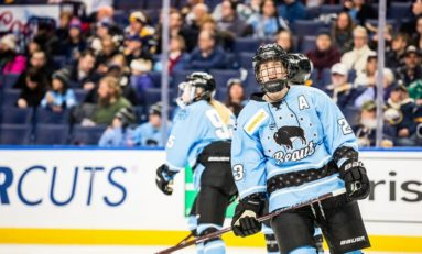 Corinne Buie Is Back With the Buffalo Beauts for Season 5