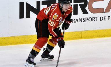 Nathan Légaré - 2019 NHL Draft Prospect Profile