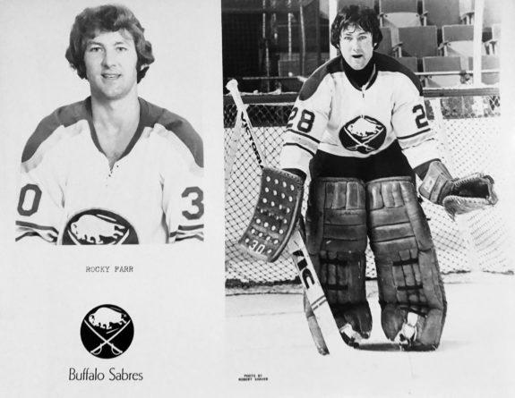 Rocky Farr Buffalo Sabres