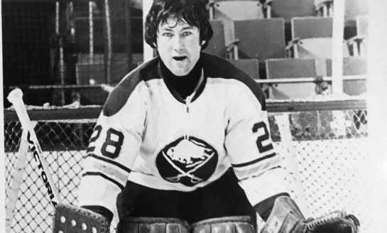 Sabres Goalie Rocky Farr Recalls Memories From Early Buffalo Teams