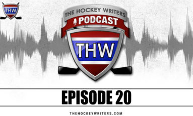 THW Podcast – Ep. 20 – NHL Playoffs: Brandon & Zeke Talk Sharks