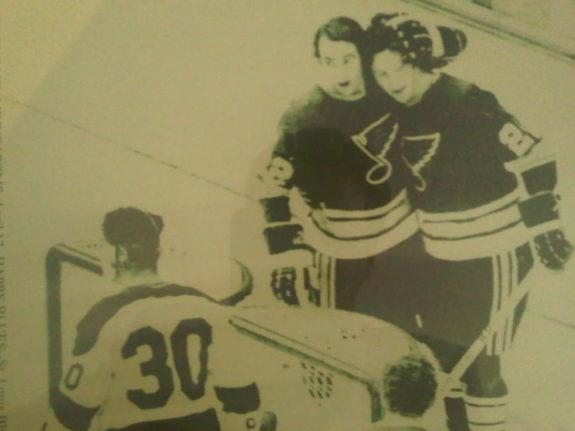 Danny O'Shea, Kevin O'Shea St. Louis Blues