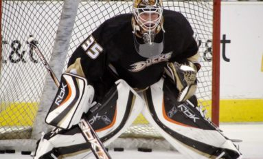 Ducks Should Retire Giguere's Number in 2019-20