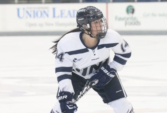 Jenna Rheault University of New Hampshire