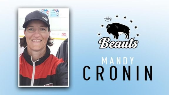 Mandy Cronin Buffalo Beauts