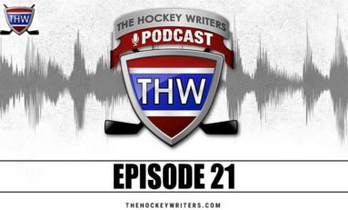 THW Podcast – Ep. 21 – Oilers, Blues, Maple Leafs