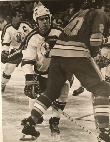 Terry McDonald Kansas City Scouts