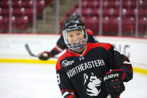 Tori Sullivan Northeastern Huskies