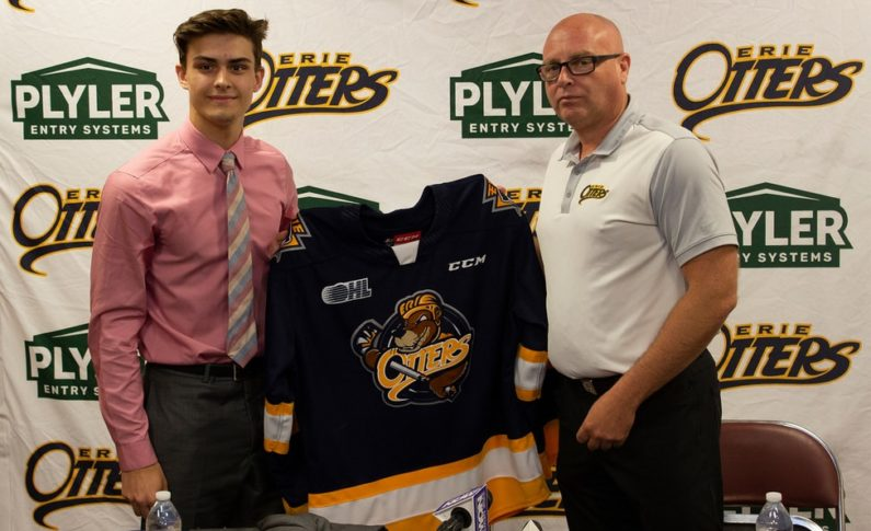 Q & A With Erie Otters GM Dave Brown