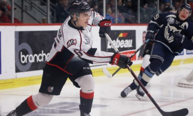 Alex Beaucage: Avs Prospect Has Power Forward Potential