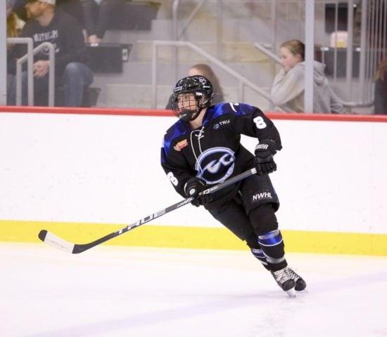 Amanda Boulier Minnesota Whitecaps