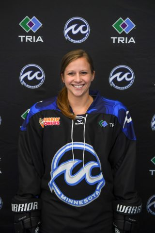 Lisa Martinson Minnesota Whitecaps
