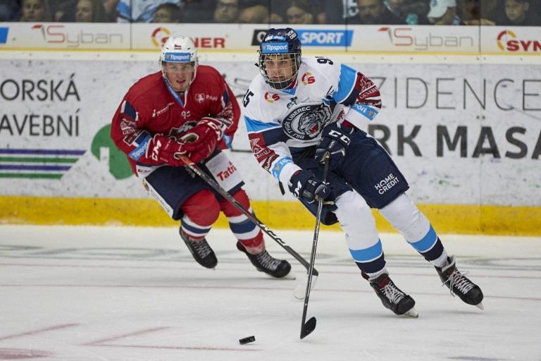 Michal Teply of Billi Tygri Liberec
