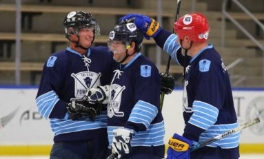 The 11 Day Power Play: Warming Hearts on and off the Ice
