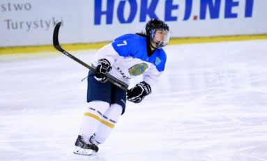 Riveters Sign Kazakhstan Native Kartanbay & Nicole Arnold