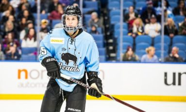Beauts Re-Sign Skillful Forward Accursi for a Third Season
