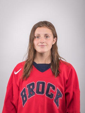 Annie Berg Brock University Badgers