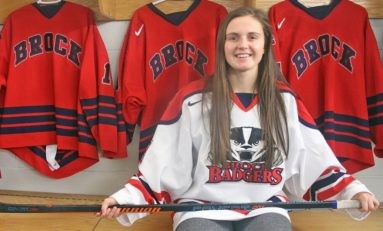 Brock Badgers' Annie Berg Is a Force to Be Reckoned With