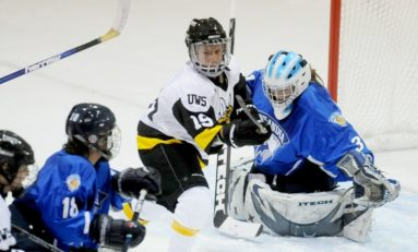 Beauts Sign UW-Superior Alum Ashley Birdsall